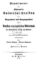Universal Lexikon der Gegenwart und Vergangenheit oder neuestes encyclop  disches W  rterbuch der Wissenschaften  K  nste und Gewerbe0 PDF