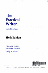 The Practical Writer with Readings PDF