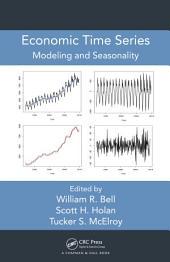 Economic Time Series: Modeling and Seasonality
