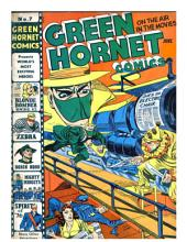 GREEN HORNET: ON THE AIR
