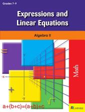 Expressions and Linear Equations: Algebra II