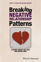 Breaking Negative Relationship Patterns PDF