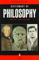 The Penguin Dictionary of Philosophy PDF