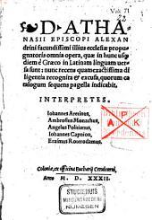 Opera omnia: quae in hunc usque diem e Graeco in Latinam linguam versa sunt