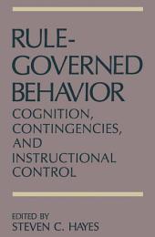 Rule-Governed Behavior