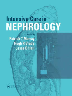 Intensive Care in Nephrology PDF