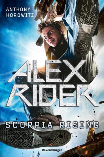 Alex Rider 9  Scorpia Rising PDF
