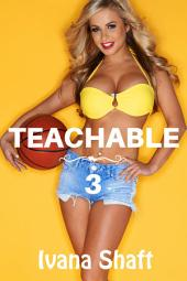 Teachable 3 (Older Man Younger Woman Sharing Erotica)