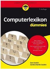 Computerlexikon für Dummies: Ausgabe 7