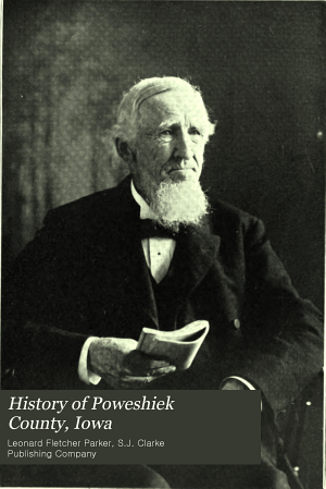 History of Poweshiek County, Iowa