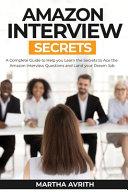 Amazon Interview Secrets