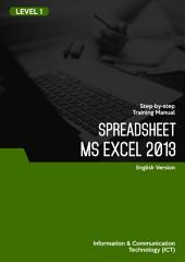 MICROSOFT OFFICE EXCEL 2013 LEVEL 1