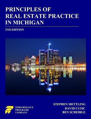 Principles of Real Estate Practice in Michigan