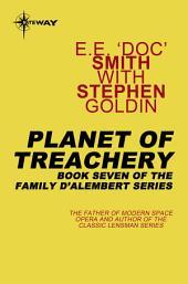 Planet of Treachery: Family d'Alembert, Book 7