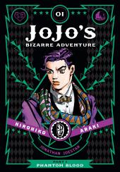 JoJo's Bizarre Adventure: Part 1--Phantom Blood: Volume 1