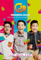 CJR Personal Diary: The First Official Book of CJR