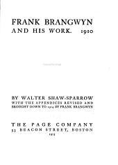 Frank Brangwyn and His Work