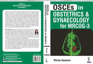 OSCES in Obstetrics and Gynaecology for MRCOG - 3
