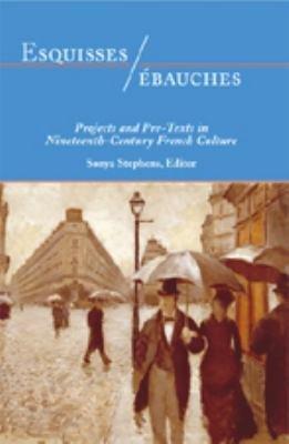 Download Esquisses   bauches Book