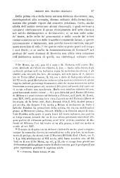 Origini del teatro italiano: Volume 1
