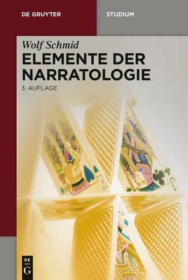 Elemente der Narratologie PDF