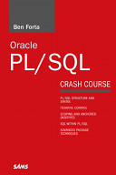 Oracle PL SQL in 10 Minutes  Sams Teach Yourself PDF