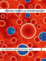 Control Theory and Systems Biology PDF