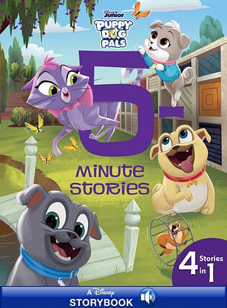 Download 5 Minute Puppy Dog Pals Stories Book
