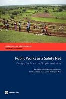 Public Works as a Safety Net PDF