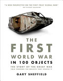 The First World War In 100 Objects Book PDF