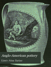 Anglo-American Pottery: Old English China with American Views, a Manual for Collectors