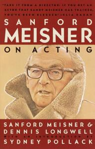 Sanford Meisner on Acting Book