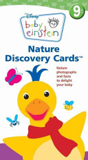 Baby Einstein  Nature Discovery Cards PDF