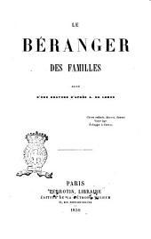 Le Béranger des familles