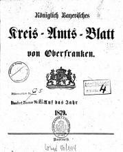 K  niglich Bayerisches Kreis Amtsblatt von Oberfranken PDF