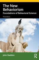 The New Behaviorism PDF
