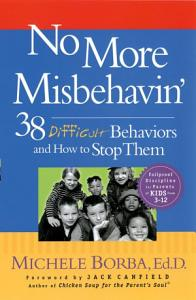 No More Misbehavin  Book