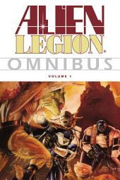 Alien Legion Omnibus: Volume 1
