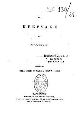 The Keepsake for 1829 PDF