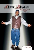 Tupac Shakur  Multi Platinum Rapper PDF
