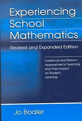 Experiencing School Mathematics PDF