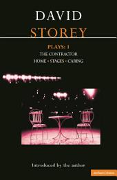 Storey Plays: 1: The Contractor; Home; Stages; Caring