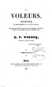Les voleurs: Volume2