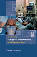 Chirurgische Intensivmedizin PDF