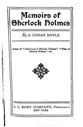 Memoirs of Sherlock Holmes: Volume 2