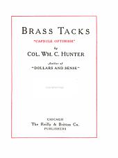 """Brass Tacks: """"capsule Optimism"""","""