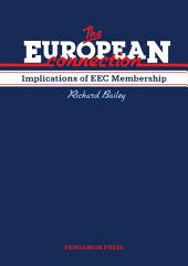 The European Connection: Implications of EEC Membership