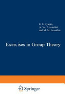 Exercises in Group Theory