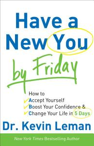 Have a New You by Friday Book