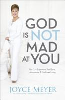 God Is Not Mad At You PDF
